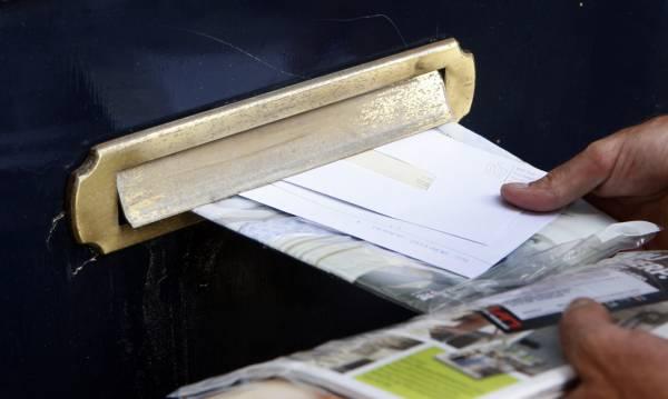 Vooraf Een Brief Sturen